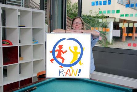 Pädagogische Leiterin des ökumenischen Jugendtreffs RAN!: Vera Goßmann