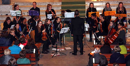 Archivbild Ossietzky Orchester 2015