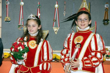 Xenia I. und Benedikt II sind gespannt auf ihre Nachfolger