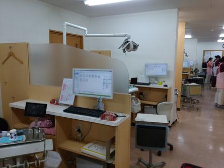 小豆沢歯科コンピュータシステム更新