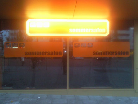 Sommersalon - Spielbudenplatz 22, Hamburg St. Pauli