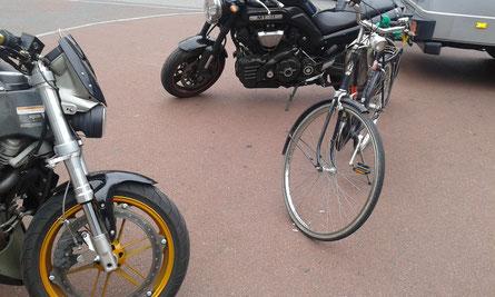 Harley Days 2016 Hamburg St. Pauli