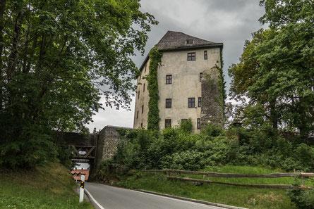 © Traudi - Das fressende Haus