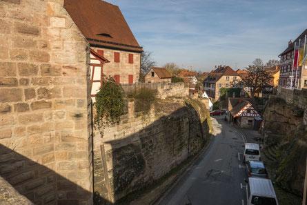 © Traudi - Blick zur Altstadt von der ehem. Zugbrücke