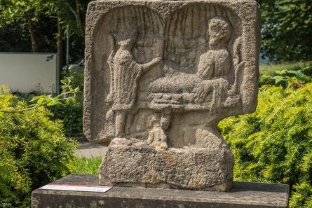 © Traudi - Relief eines Totenmahls