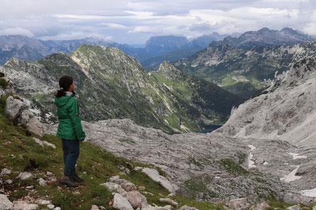 Aussicht vom Krn Berg