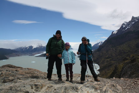 Patagonien mit Kind, Familienreise