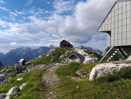 Wie teuer ist eine Hüttenwanderung in Slowenien?