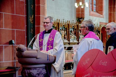 Generalvikar des Bistums Trier, Dr. Ulrich Graf von Plettenberg