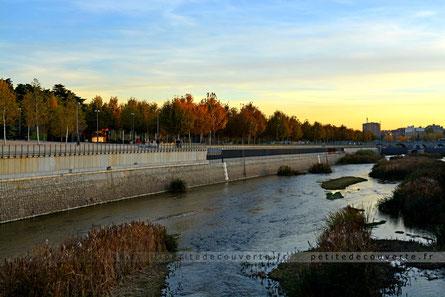 Rio de Manzanares Madrid