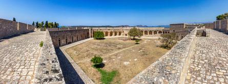 Festung von Pylos, Pylos - Peloponnes, Griechenland