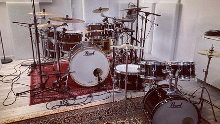 Philip Pflamitzer - Schlagzeugunterricht Bezirk Bruck/Leitha