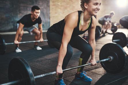 afvallen informatie fitness workout