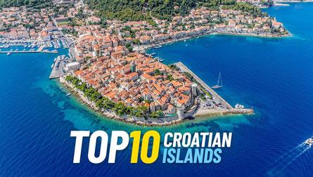 Huur een zeiljacht en bezoek de mooiste eilanden van Kroatie