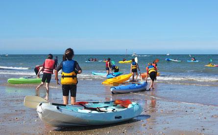 Kayaks de mer WaterFun