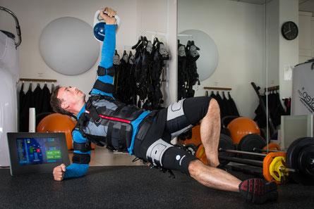 Skypers Sports Personal Training in Frankfurt- in den eigenen 4 Wänden oder in unserer Personal Trainings Lounge-EMS Einzeltraining