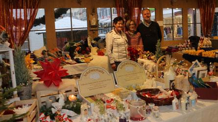 Advent- und Weihnachtszeit im Schmutzerhaus in Mörtschach