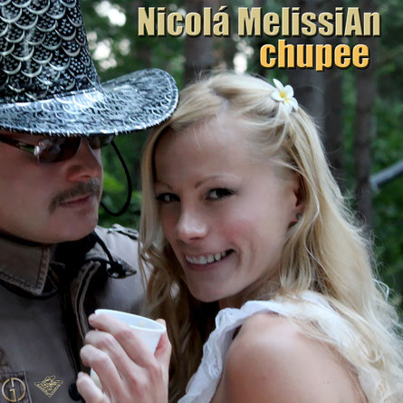 "iTunes und amazon Download-Cover - ""Chupee"" (Hello) - Nicolá MelissiAn"