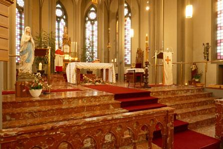 Die katholische Kirche von Reykjavík
