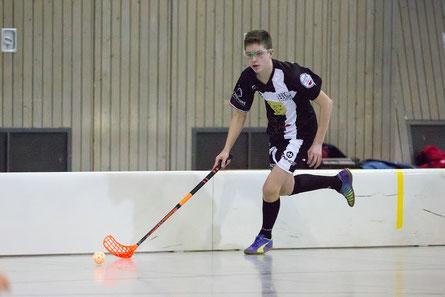 Floorball Mainz und die TSG Erlensee nutzen das Testspiel für einige Tests und neue Spieler