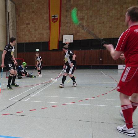 Floorball Mainz gewinnt gegen Bonn und sichert Platz 5