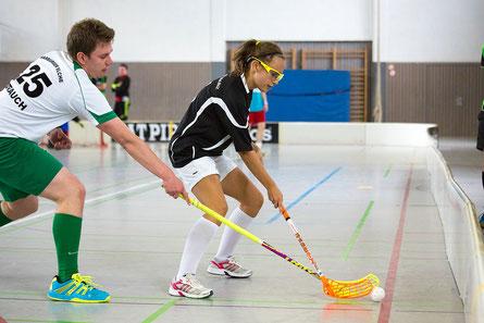 Eine nachhaltige Jugendarbeit ist die Basis bei Floorball Mainz e.V.