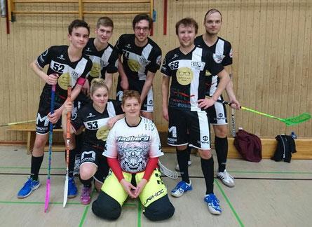 Floorball Mainz will im Damen Floorball die Nummer ein im gesamten Süd-Westen werden.