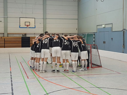 Floorball Mainz präsentiert sich beim Spieltag in Erlensee in bestechender Form