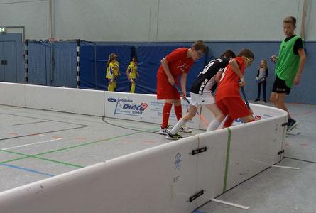 Die Mainzer U13 sucht weitere Spielerinnen und Spieler