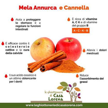 Confettura di Mela Annurca e Cannella