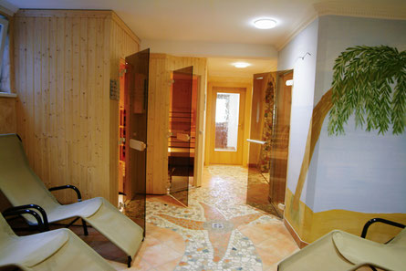 Sauna, Wellnessurlaub Hotel Mariahof
