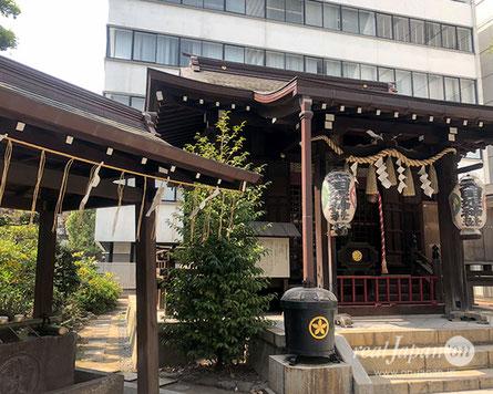 太田姫稲荷神社 , 2018年 5月13日(日) は2年に一度の本祭り!