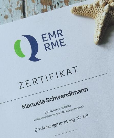 Rezertifizierung EMR