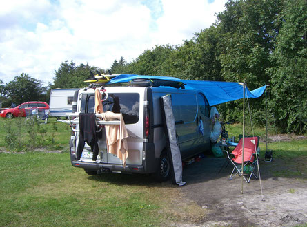 Renault Trafic L2H1 - Camping