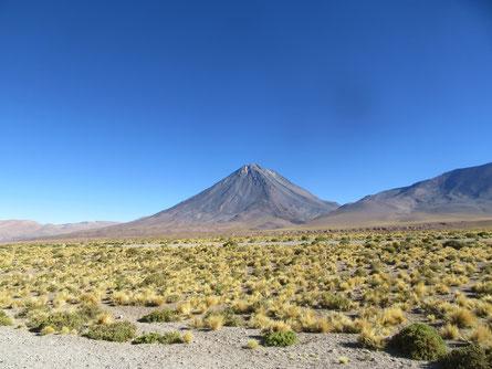 Vulkan Atacamawüste, Chile