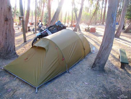 Tunel tent Robens Osprey 3EX