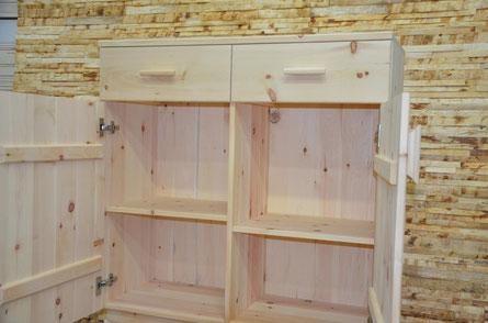 Blog vom zirbenholzbett bis zur brottruhe metallfreie for Kommode zirbenholz