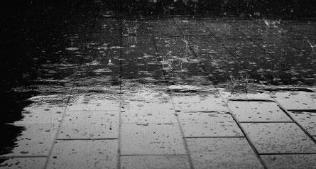 Rain Regen Street Straße Stability Verkehr Stabilität Core Rumpf Functional Training