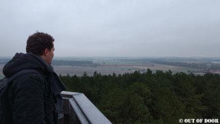 Aussicht vom Löwenberger Turm