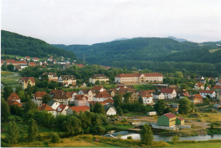 Blick auf Dorndorf, © Gemeinde