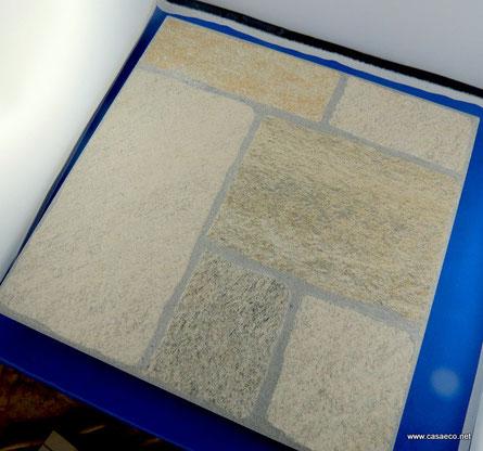 gres porcellanato per esterno effetto pietra