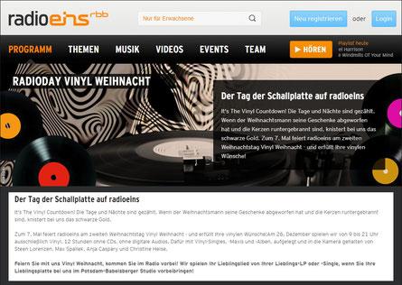 Foto: Infoblock von rbb radioeins.de
