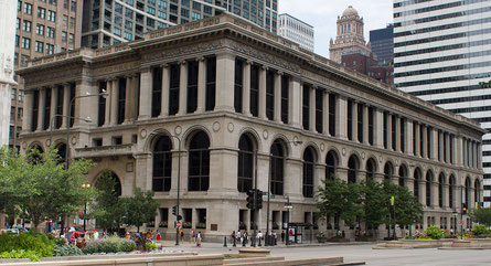Foto: Wikipedia / Victorgrigas: Puplic Library Chicago