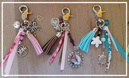 Bijoux de sacs - Bureaucrea créations uniques et fait-main 6d67cf19a09
