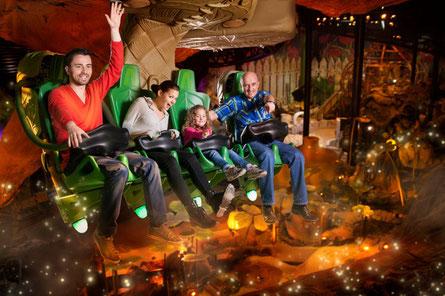 Europapark Rust, einer der schönsten Freizeitparks der Welt!