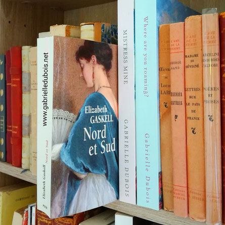 Elizabeth Gaskell, North and South, Gabrielle Dubois