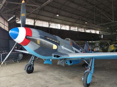 Yak 3 avion de chasse