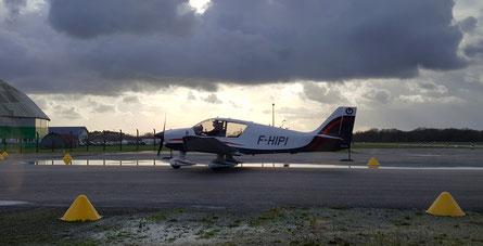 DR400 ACRIV f-hipi aéroclub