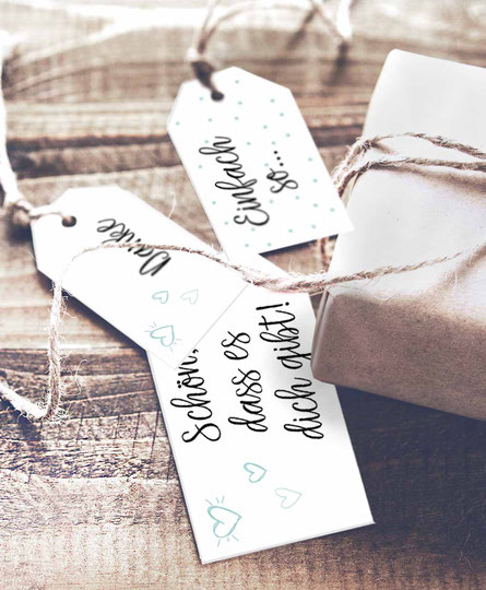 Geschenkanhänger basteln,  Geschenkanhänger DIY, Geschenkanhänger ausdrucken Vorlage, Geschenke kreativ verpacken, Geschenke verpacken, Geschenke verpacken Ideen, Geschenke verpacken Geburtstag, Geschenkanhänger drucken, Geschenkanhänger Danke