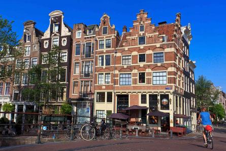Boat Bike Tours Amsterdam